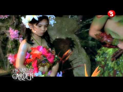 Enchanted Garden 121128 Youtube