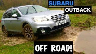 2017 Subaru Outback Off Road - Inside Lane