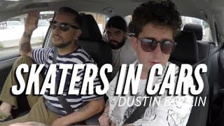 Skaters In Cars: Dustin Dollin | X Games