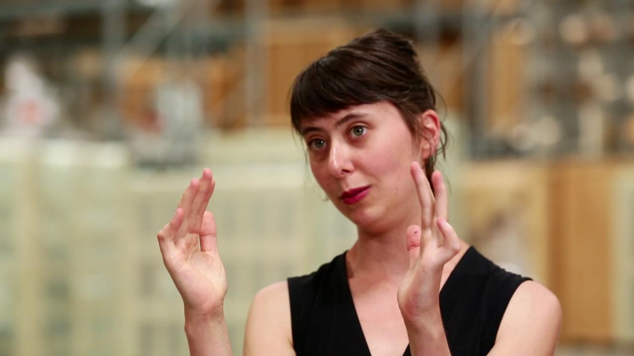 Elise Gabriel elise gabriel à propos de la pièce ossos - youtube