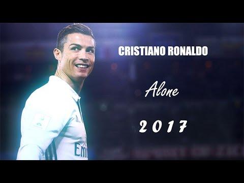 Cristiano Ronaldo - Alone - Alan Walker | 2017 HD