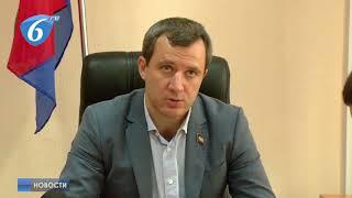 Выездной прием граждан депутатом НС ДНР Петром Шимановским