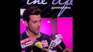 "Hrithik Roshan At Ananya Birla's Single Launch ""Livin The Life"""