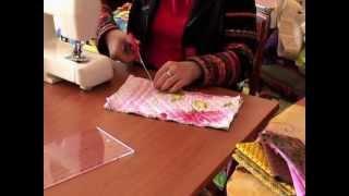 видео Виды техник в лоскутном шитье