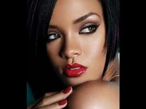 Tutoriel maquillage  inspiration Rihanna
