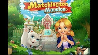 The Final Look Of Matchington Mansion Game | Final Level