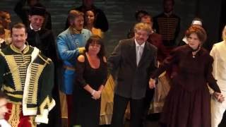 A kőszívű ember fiai premier taps (részlet) - Újszínház