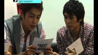Vietsub MTV B2ST BEAST Almighty ep 6 part 1/3