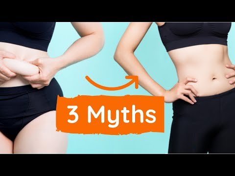 Endomorph Diet for Weight Loss | 😲 3 Myths Blocking Your Endomorph Fat Loss 🤯|