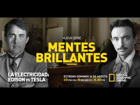 Mentes Brillantes Tesla Vs Thomas Alva Edison Capitulo Completo
