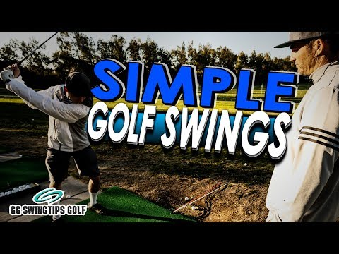 gg's-simple-golf-for-beginners-swing-tips