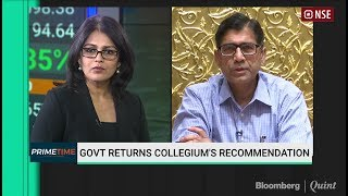 Arvind Datar On Government Vs Judiciary