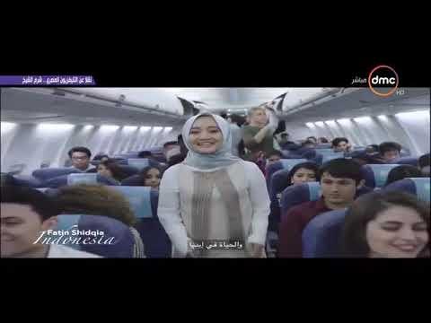 Fatin Shidqia nyanyi Theme song World Youth Forum 2018 di mesir membangggakan indonesia