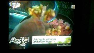 Magtv Na Cooking Ham W/ Pineapple