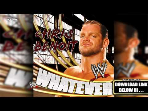 "WWE: ""Whatever"" (Chris Benoit) Theme Song + AE (Arena Effect)"