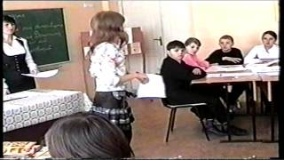 ДОШ№116 Беляева Н В  урок литературы родного края