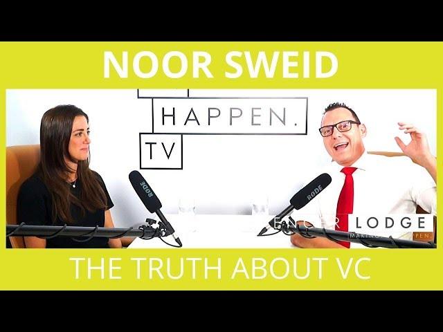 Noor Sweid Interview  - The Global Ventures Story
