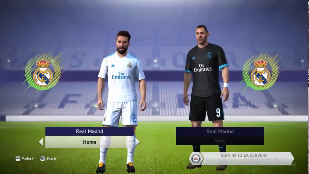 b28b246292d FIFA 18 leatest mod For FIFA 14 (Bug Fix) - YouTube