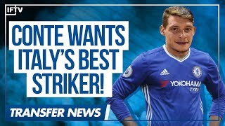 Video CHELSEA THINK ABOUT SIGNING ANDREA BELOTTI! WOULD HE BE A GOOD SIGNING?? | Serie A Transfer News download MP3, 3GP, MP4, WEBM, AVI, FLV Oktober 2017