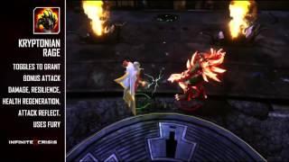 Infinite Crisis (2013) HD | Обзор персонажа Doomsday