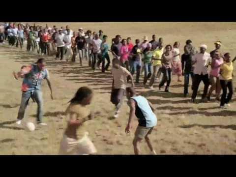 Pepsi Werbung Südafrika| Fussball WM 2010 | Akon feat. Keri Helison- Oh Africa (Offizieller Song)