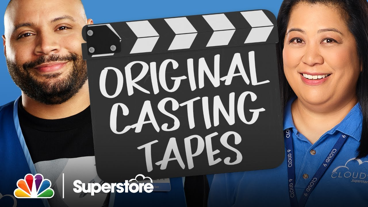 Download The Cast's Auditions - Superstore