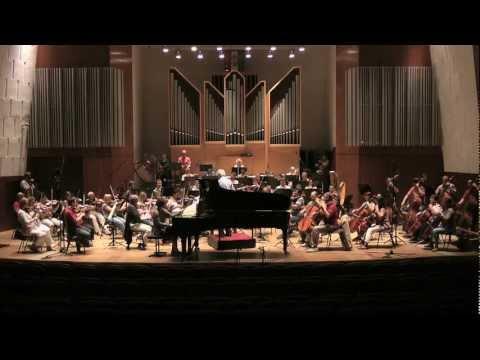 Franz Liszt: Ungarische Fantasie für Klavier und Orchester / Andrea Kauten