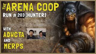 Hearthstone Arena Coop #203 (Hunter)
