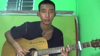 Hạnh phúc khi anh được yêu thương em- guitar cover: Tri Tâm