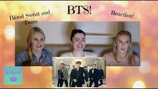 BTS: Blood Sweat and Tears Reaction