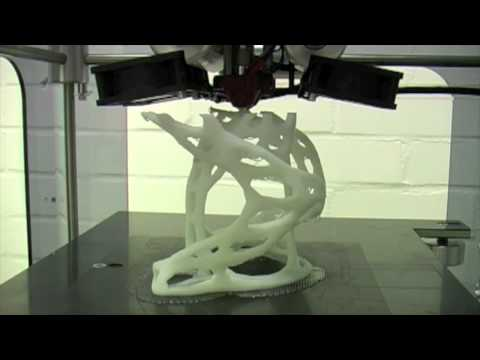 Rapid Prototype Aesthetic Extrusion Process