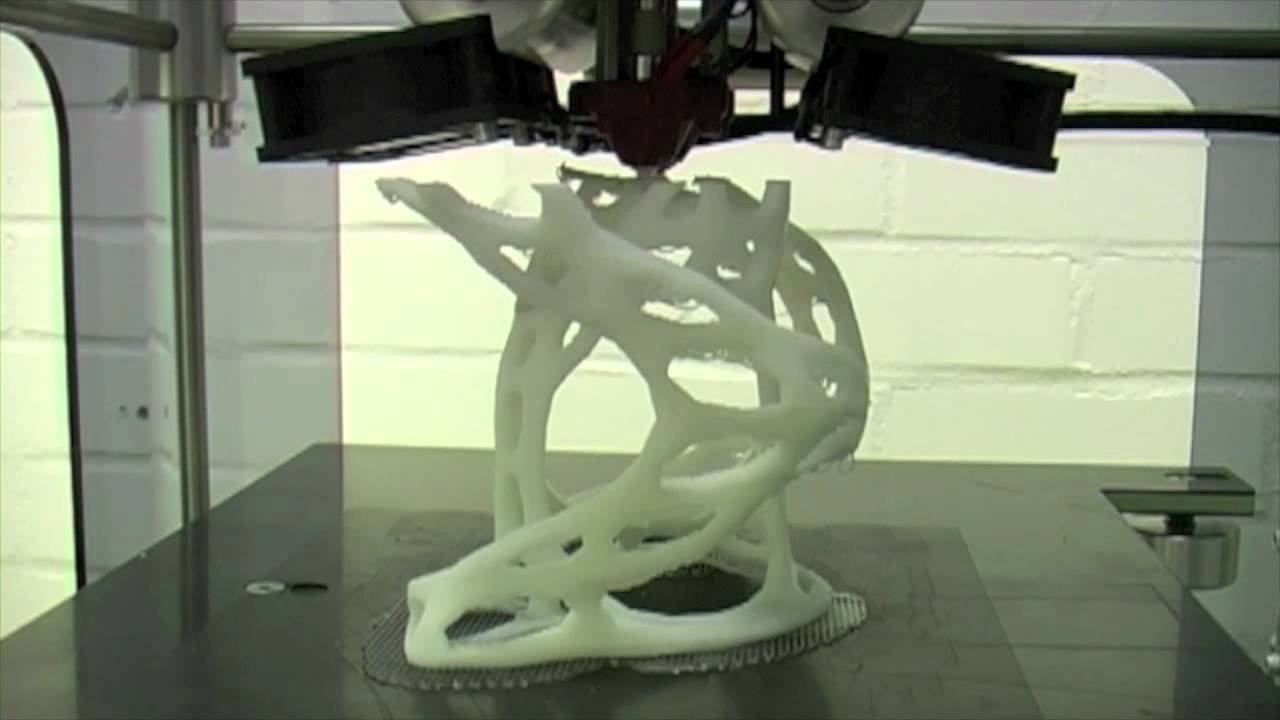 Market Leaders In 3D Printing and Rapid Prototyping