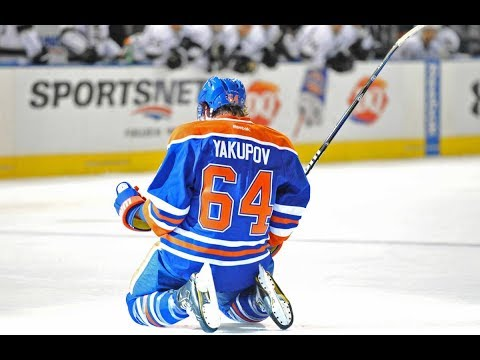 Yakupov's Agent States His Interest In Canucks