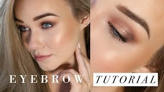 My Eyebrow Routine | Brow Tutorial | Beauty.Life.Michelle
