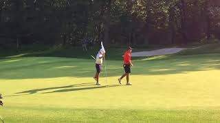 OSU golf: Zach Bauchou advances