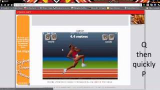 QWOP tutorial - h๐w to actually do it!