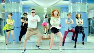 PSY - Gangnam style vs Дискотека Авария - Х.Х.Х.И.Р.Н.Р
