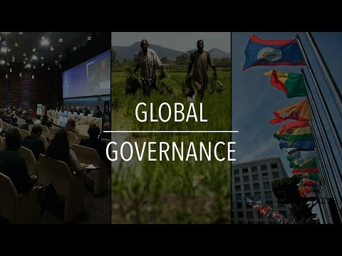 FAO Policy Series: Global Governance