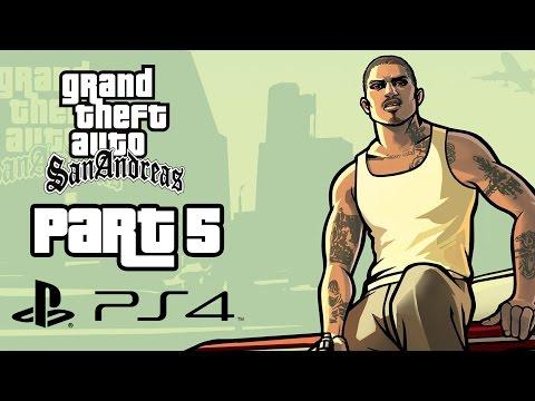 Grand Theft Auto San Andreas PS4 Gameplay Walkthrough Part 5 - LOWRIDERS (GTA San Andreas PS4)