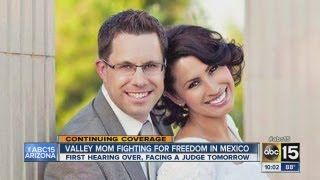 Valley mom fighting for freedom in Mexico