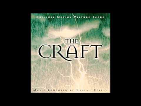 The Craft (1996) Original Score - 10 - Behind The Curtain