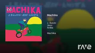 Gambar cover Machika Gente - Anitta - Topic & Willy William - Topic | RaveDJ