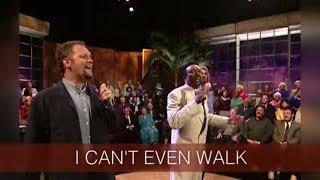 Jessy Dixon, David Phelps, Guy Penrod - I Can't Even Walk (Live/Lyric)