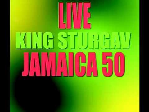 ALTERIOR MOTIVE (DUB PLATE) - KING STURGAV Feat LUCIANO