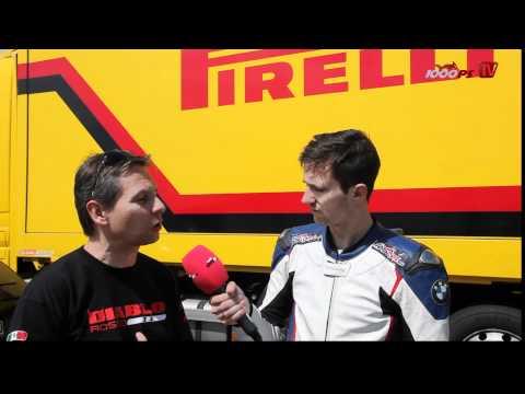 Pirelli Diablo Rosso 2 1000ps Test