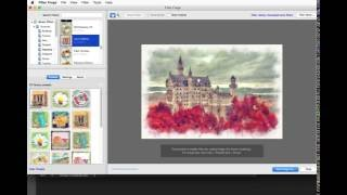 #Photoshop Workbench 484: Watercolor Blended with Pencil Sketch Effect