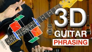 Gambar cover 3 Dimensional Guitar PHRASING: It's Not What You Play, It's How You Play It