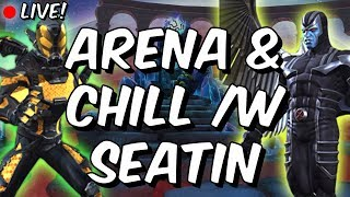 Seatin Returns! - F2P Chilling & Arena - Marvel Contest Of Champions