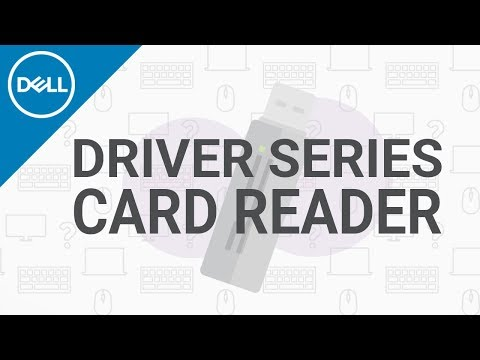 How To Install Card Reader Driver Windows 10 (Official Dell Tech Support)