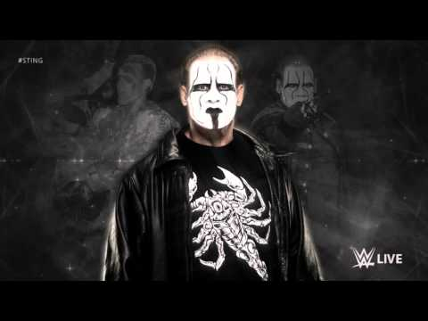 """2015-2016 : Sting 2nd WWE Theme Song ''Out From The Shadows(V2)"""" By Jim Johnston With Download Link"""